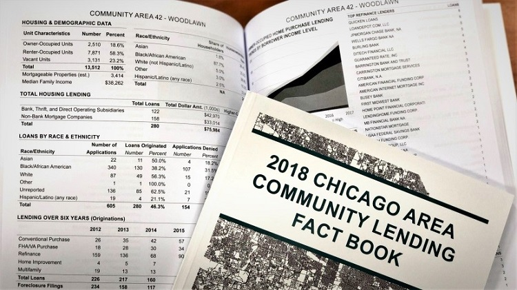 2018 Chicago Area Commmunity Lending Fact Book