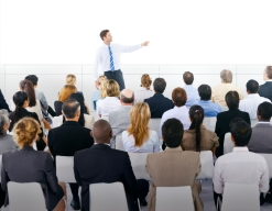 picture of people in a meeting