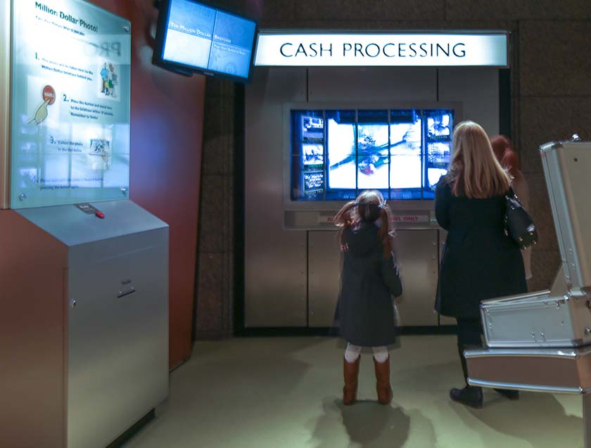 Cash Processing Exhibit