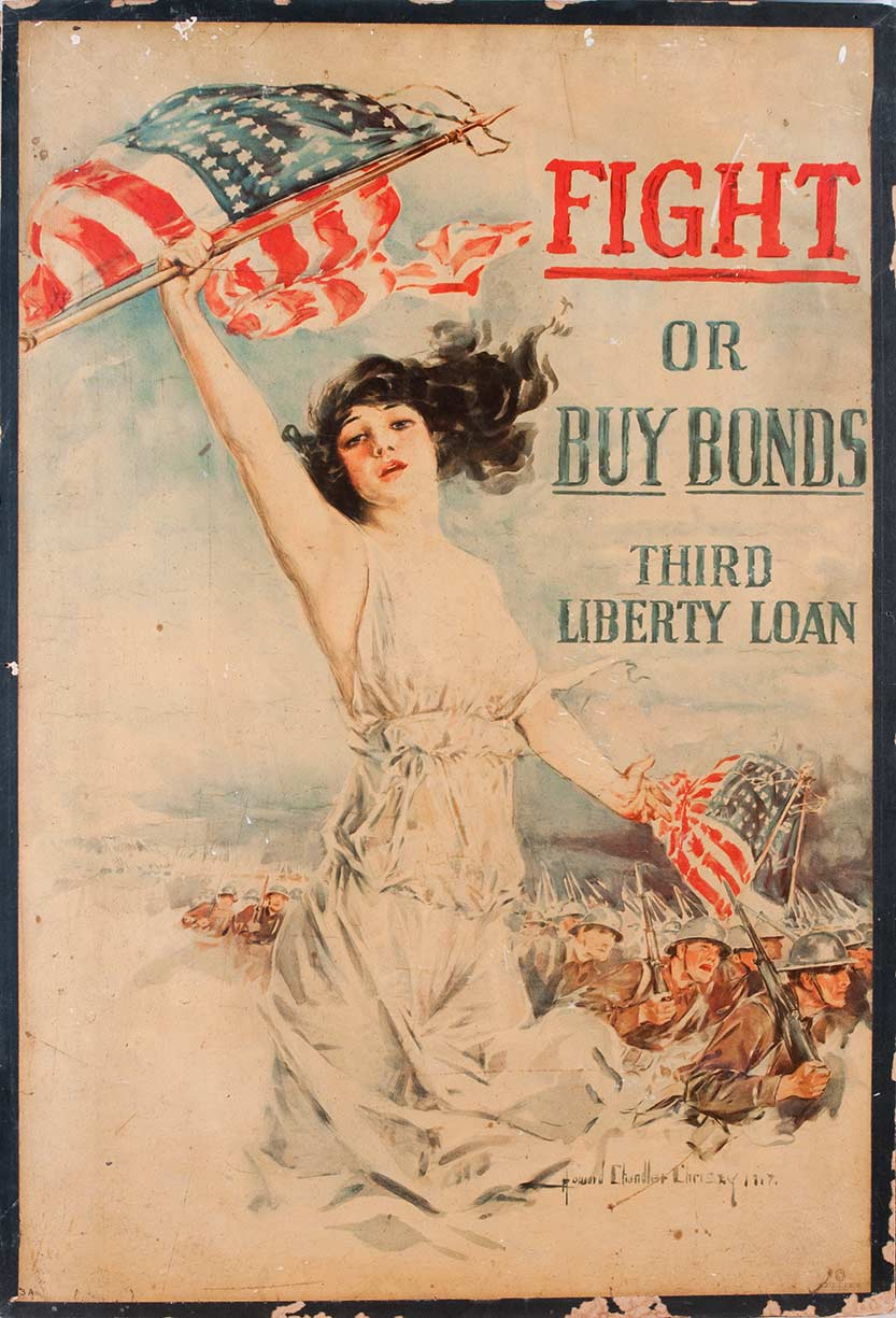 Fight or Buy Bonds