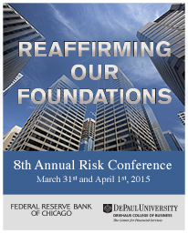 logo for risk conference