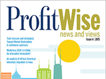 profitwise issue 4 cover