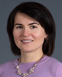 Photo of Olena Chyruk