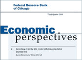 Image of Economic Perspectives cover