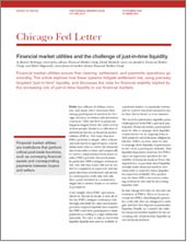 cover of special fed letter