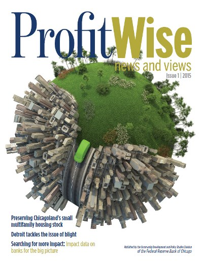 profitwise winter 2015 cover image
