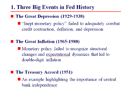 a history of the federal reserve system The federal reserve system we'll start way back in history to give some kind of historical perspective to this we'll go back to the first century bc and the tiny kingdom of phrygia.