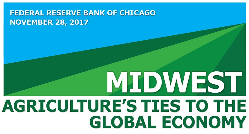 Midwest Agriculture Conference - Ties to the global economy logo